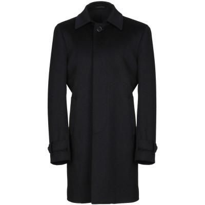 ROYAL ROW コート ダークブルー 52 ウール 100% コート