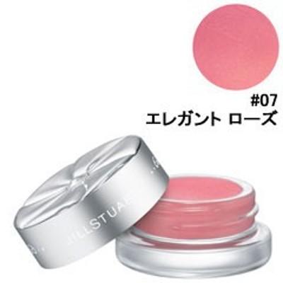 ジルスチュアート JILLSTUART チーク&アイブロッサム #07 エレガント ローズ 4g 化粧品 コスメ