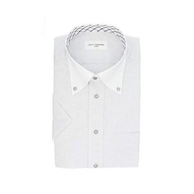[コナカ] 形態安定加工/軽い着心地でストレスフリーシャツ/軽い着心地でストレスフリーシャツ/クールビズ/スリムフィット【たるみが出ないシルエット】/