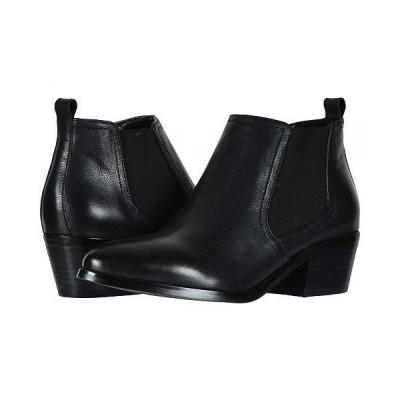 David Tate デービッドテール レディース 女性用 シューズ 靴 ブーツ チェルシーブーツ アンクル Maxie - Black Mini Pebble