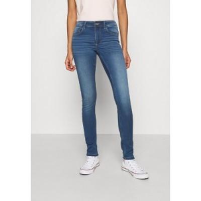 オンリー レディース デニムパンツ ボトムス ONLULTIMATE KING LIFE - Jeans Skinny Fit - medium blue denim medium blue denim