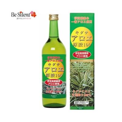 キダチアロエ 原液 100 720ml キダチアロエ100% キダチアロエ 伊豆高原栽培 生葉搾り