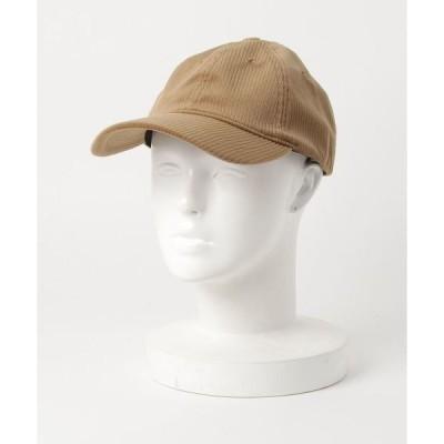 帽子 キャップ リブベロアローキャップ