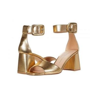 Chinese Laundry チャイニーズランドリー レディース 女性用 シューズ 靴 ヒール Yova - Gold Metallic