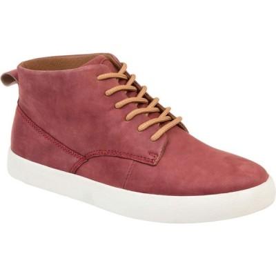 トーマスアンドバイン Thomas & Vine メンズ ブーツ チャッカブーツ シューズ・靴 Damon Chukka Boot Red