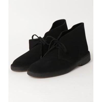 atmos pink / Clarks Desert Boot (Black Suede) MEN シューズ > スニーカー