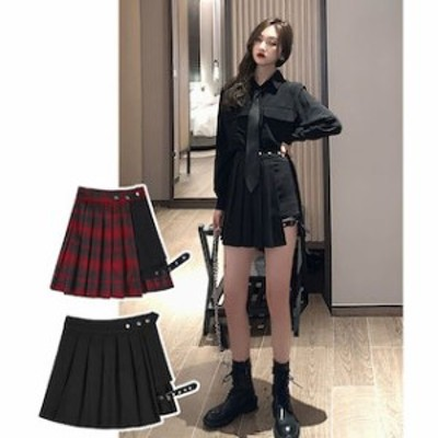 ゴスロリ 大きいサイズ スカート ブラウス v系 v系ゴスロリ ファッション 服 【T001-HALN0706】