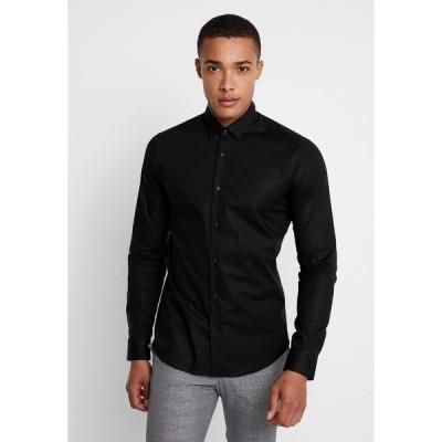 スコッチアンドソーダ シャツ メンズ トップス Shirt - black