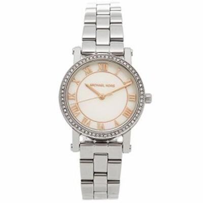 マイケルコース 時計 MICHAEL KORS MK3557 NORIE 28MM レディース腕時計ウォッチ シルバー [並行輸入品]