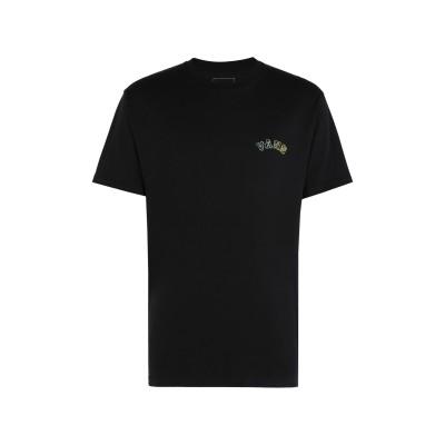 ヴァンズ VANS T シャツ ブラック S コットン 100% T シャツ
