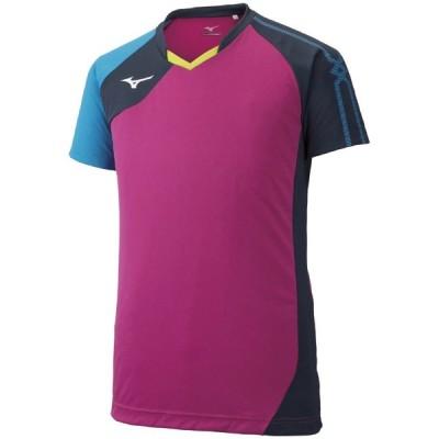 MIZUNO(ミズノ) ゲームシャツ(半袖) バレーボール アパレル ユニセックス 男女兼用 V2MA900164