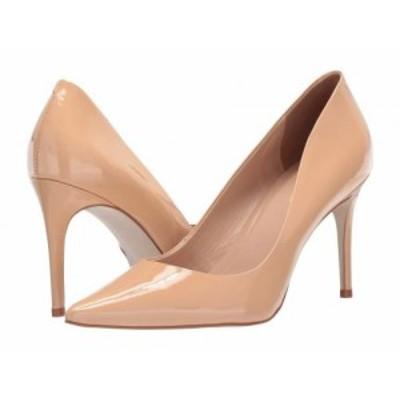 Massimo Matteo マッシオマッテオ レディース 女性用 シューズ 靴 ヒール 90 mm Pointy Toe Pump Nude Patent【送料無料】