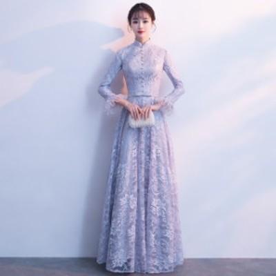 お呼ばれドレス 同窓会hs94 結婚式 卒業パーティー 成人式 パーティー ドレス ロングドレス ウェディングドレス 二次会ドレス