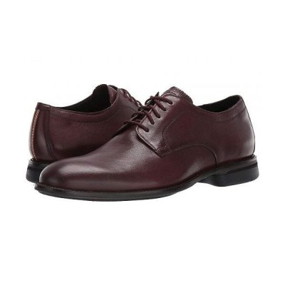 Cole Haan コールハーン メンズ 男性用 シューズ 靴 オックスフォード 紳士靴 通勤靴 Holland Grand Plain Toe Oxford - Cordovan