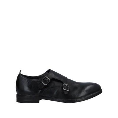 モマ MOMA メンズ ローファー シューズ・靴 loafers Black