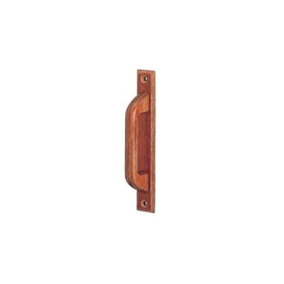 丸喜金属 W-380 120 マイウッド 峰山座付取手 サイズ:120 1個