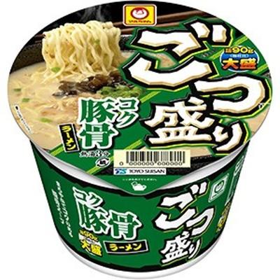 東洋水産 マルちゃん ごつ盛り コク豚骨ラーメン 115g×12入