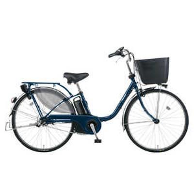 パナソニック Panasonic 26型 電動アシスト自転車 ビビ・EX(USブルー/内装3段変速)「2020年モデル」【組立商品につき返品不可】 USブルー BE_ELE636V2