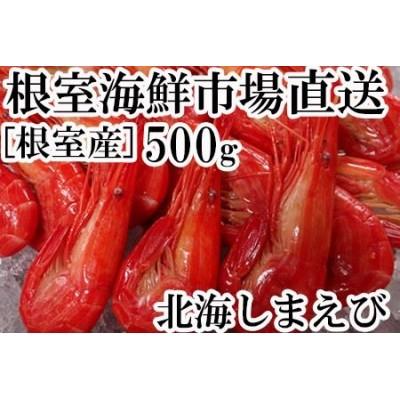 【北海道根室産】北海しまえび500g×1P A-11129