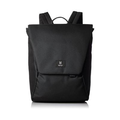 [ミレスト] MILESTO ミレスト バックパック リュック リュックサック メンズ レディース PC収納 a4 Hutte 黒 ブラック blac