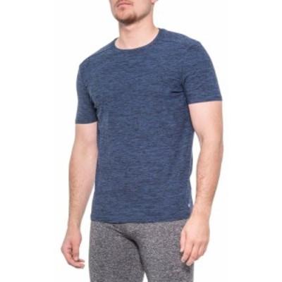 キョーダン Kyodan メンズ Tシャツ トップス All-Season T-Shirt - Short Sleeve Navy Heather