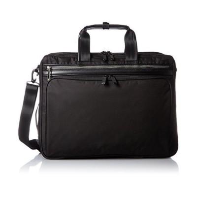 エースジーン 軽量ビジネスバッグ フレックスライト フィット 43cm B4サイズ 2気室 PC収納 エキスパンダブル 54560 ブラック