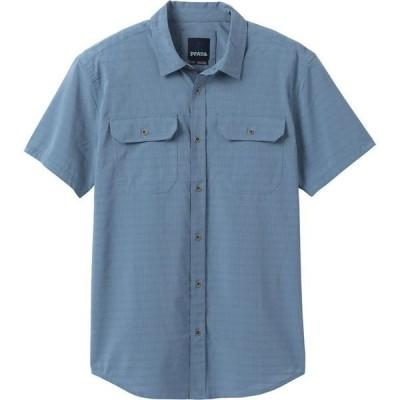 プラーナ メンズ シャツ トップス Cayman Tall Shirt