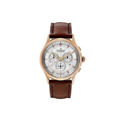 腕時計 シャルメックス チャームex シルバーストーン メンズ クォーツ 腕時計 2675