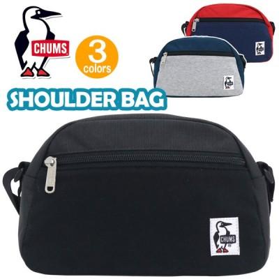 ショルダーバッグ CHUMS チャムス ストロール ショルダー スウェットナイロン ショルダー バッグ かばん メンズ