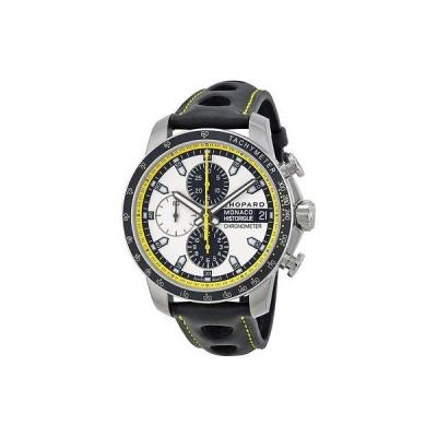 ショパール 腕時計 Chopard Grand Prix de Monaco クロノグラフ オートマチック メンズ 腕時計 168570-3001