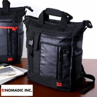 NOMADIC 3wayトートバッグ