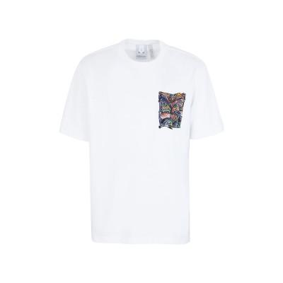 ADIDAS ORIGINALS T シャツ ホワイト XL コットン 100% T シャツ