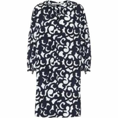 マックスマーラ S Max Mara レディース ワンピース ワンピース・ドレス Cervo floral cotton dress