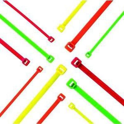 パンドウイット ナイロン結束バンド 蛍光オレンジ (1000本入)(入数:1000本)(品番:PLT1M-M53)『8257320』