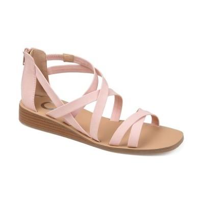 ジャーニーコレクション サンダル シューズ レディース Women's Lanza Sandal Pink