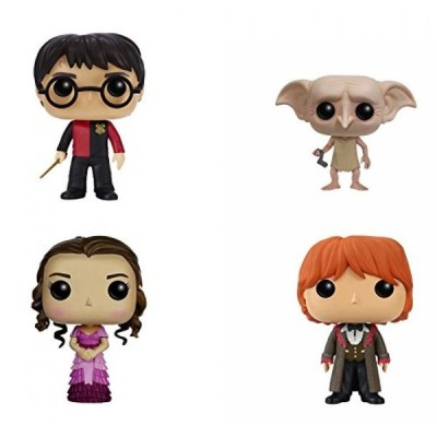 Funko Harry Potter POP! Movie Vinyl Action Figure Collectors Set