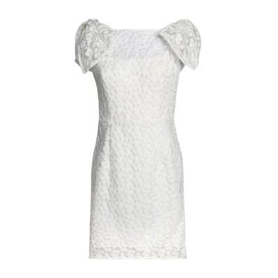 MILLY チューブドレス ファッション  レディースファッション  ドレス、ブライダル  パーティドレス ホワイト