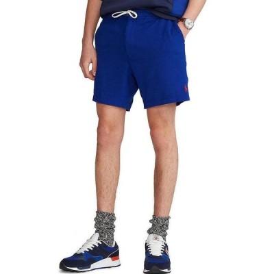 ラルフローレン メンズ ハーフ&ショーツ ボトムス Prepster 6#double; Inseam Mesh Shorts Heritage Royal
