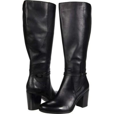 ナチュラライザー Naturalizer レディース シューズ・靴 Kalina Wide Shaft Black Leather