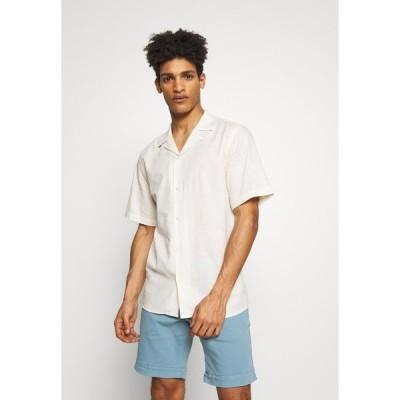 レ ドゥ シャツ メンズ トップス SIMON - Shirt - off white