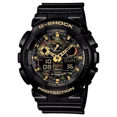 カシオ Gショック CASIO G-SHOCK Gショック GA-100CF-1A9JF カモフラージュダイアル [正規品] メンズ 腕時計 アナデジ(予約受付中)