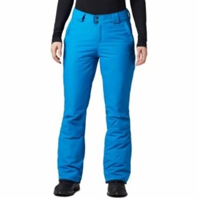 コロンビア Columbia レディース スキー・スノーボード ボトムス・パンツ on the slope ii snowboard pants Fathom Blue