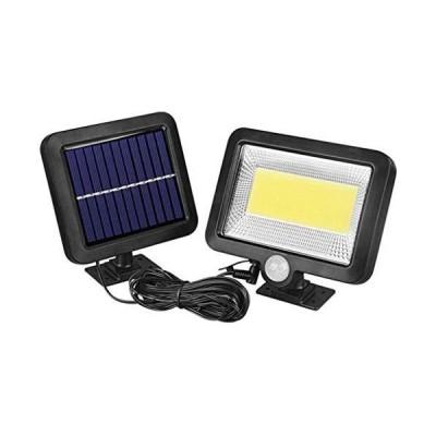 【並行輸入品】FSGHJJKN 100 LEDs Solar Lights Outdoor, Solar Motion Sensor Lights Wireless Security Lights, Waterproof Solar Powered L