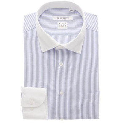 【NON IRON STRETCH】クレリック&ワイドカラードレスシャツ 〔EC・FIT〕