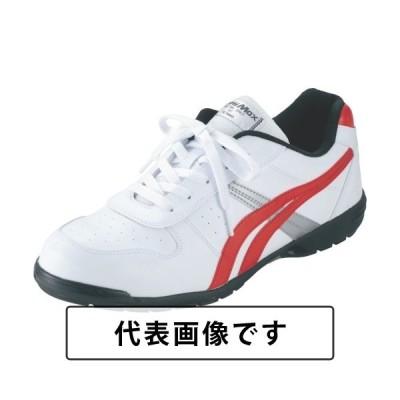 作業靴 福山ゴム アローマックス60ホワイト25.5 [AM60WH-25.5] AM60WH25.5 販売単位:1