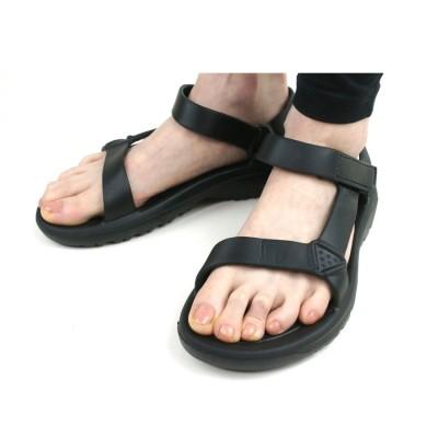 TEVA テバW HURRICANE DRIFTウィメンズ ハリケーン ドリフトBLACK(ブラック) レディース サンダル EVA ラバー 靴 黒