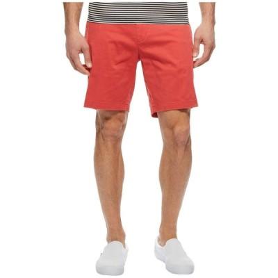 ノーティカ Nautica メンズ ショートパンツ ボトムス・パンツ Classic Fit Stretch Deck Shorts Sailor Red