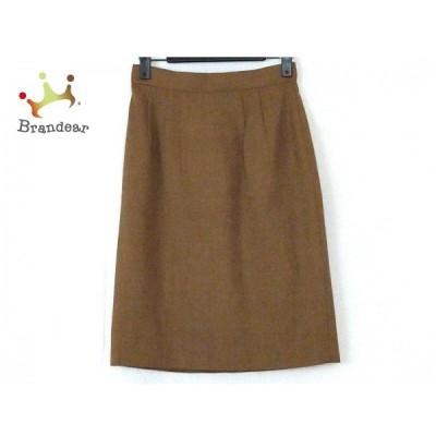 スキャパ Scapa スカート サイズ38 L レディース ブラウン   スペシャル特価 20200512