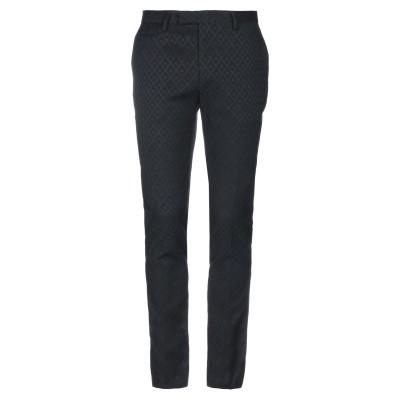 ブライアン デールズ BRIAN DALES パンツ ブラック 46 アセテート 50% / コットン 47% / ポリウレタン 3% パンツ