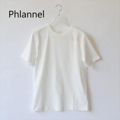 Phlannel sol フランネル ソル  Light Suvin Cotton Unisex Tee(women)  BBZ1001406A003